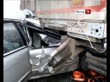 Серьёзное ДТП произошло сегодня утром на 337-м километре трассы Пермь-Екатеринбург.